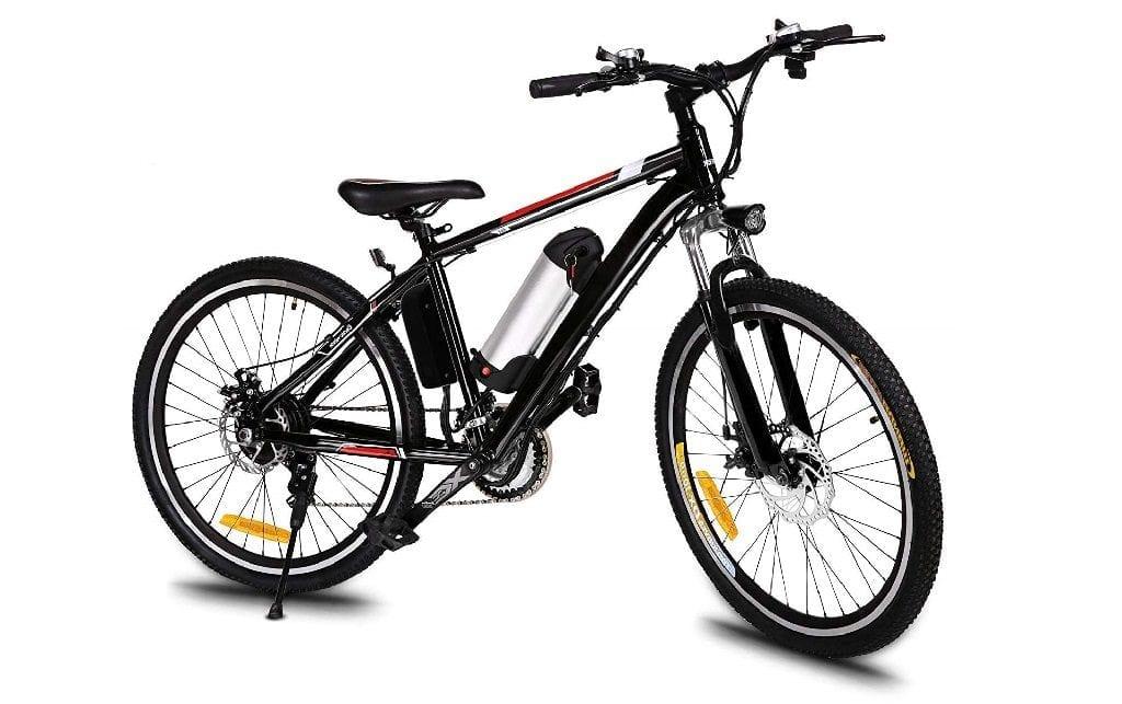 Aceshin 21 Speed Electric Mountain Bike