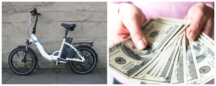average price of electric bikes