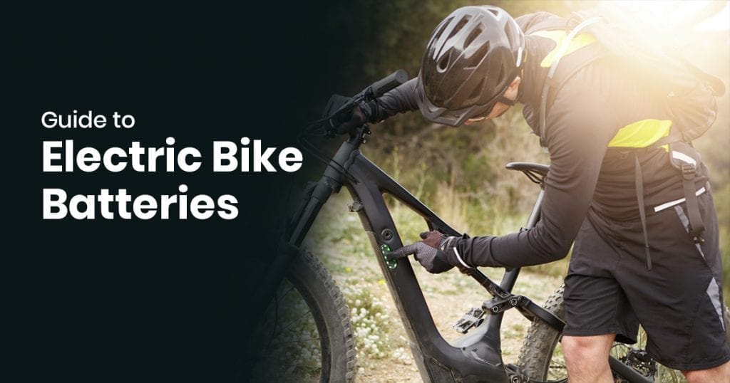 Can Electric Bike Batteries be Replaced