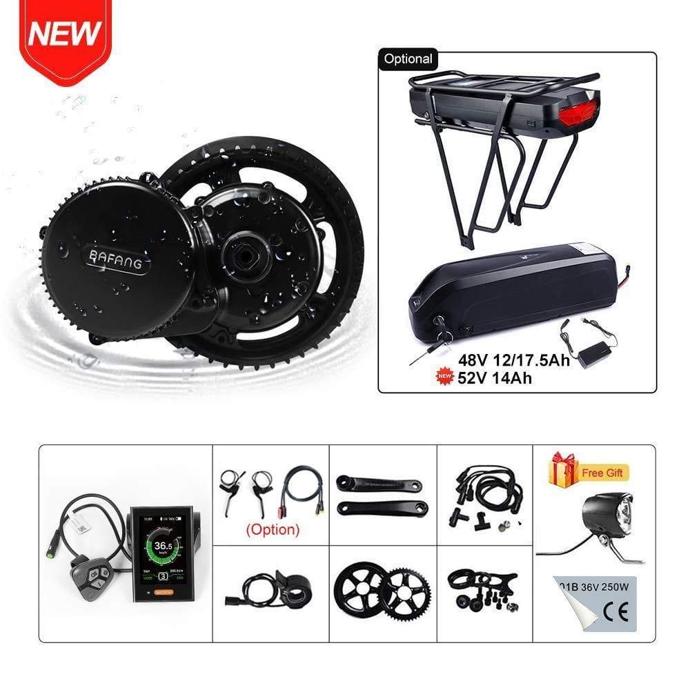 BAFANG BBS02B 48V 750W Mid-Drive Conversion Kit