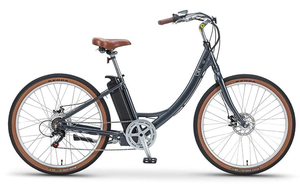 Blix Sol Electric Cruiser