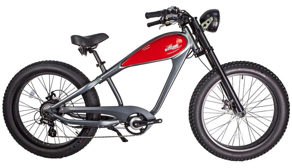 Civi Bikes 750w Cheetah
