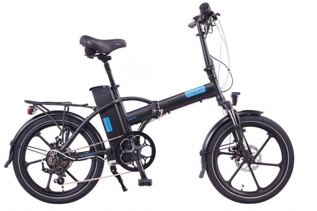 Magnum Premium Folding Speed Pedelec E-Bike