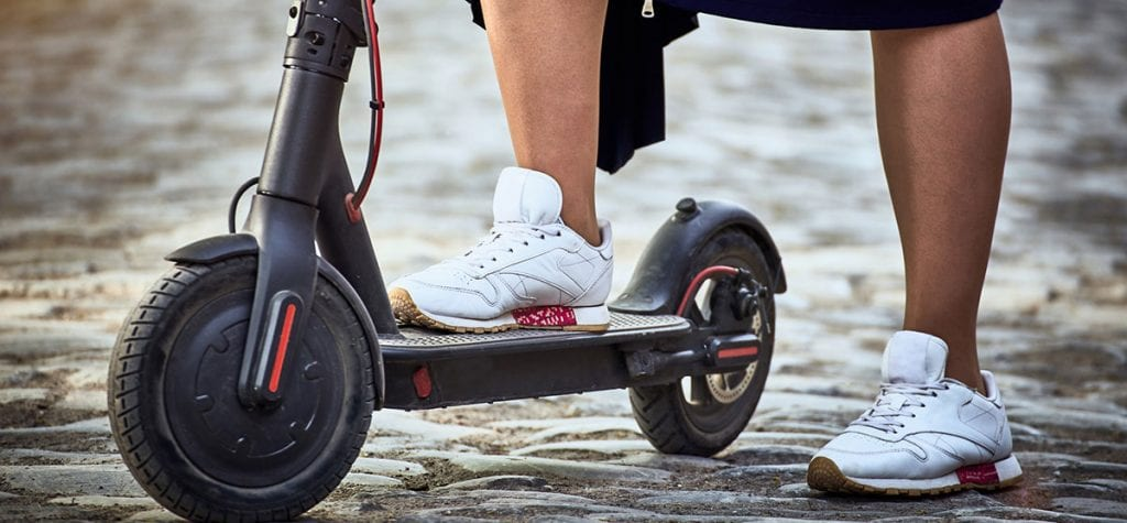 best electric scooter for heavier people
