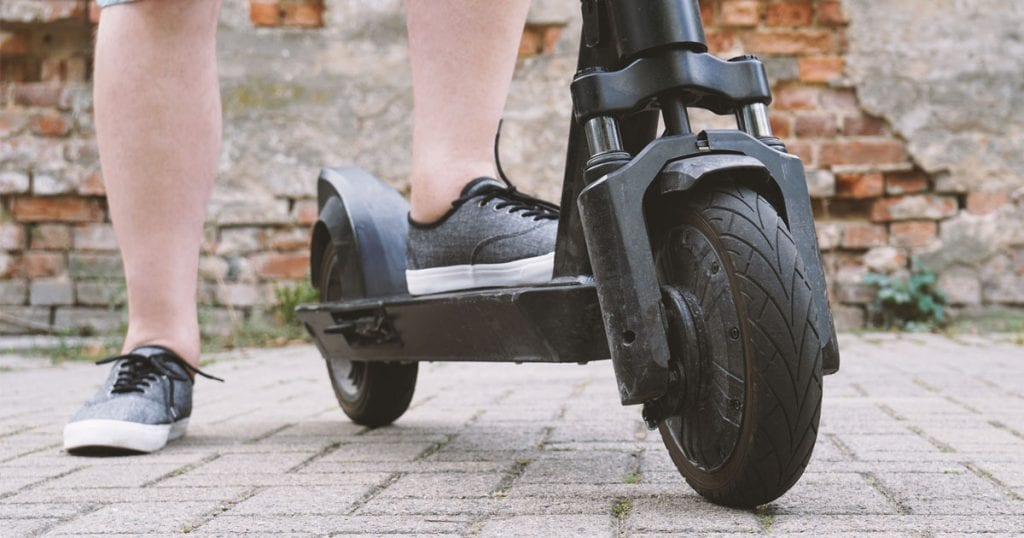 best electric scooter for heavy adults header