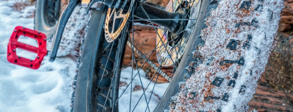 best fat tire hunting ebike in the snow