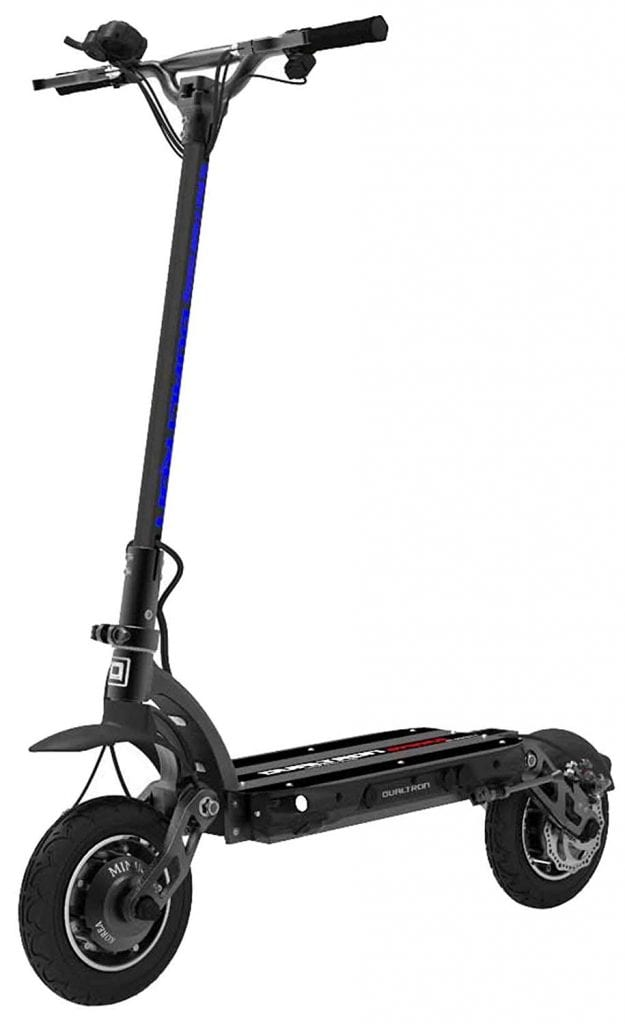Dualtron Spider off road electric scooter
