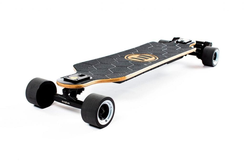 Evolve Skateboards – Bamboo GTX Street Electric Skateboard