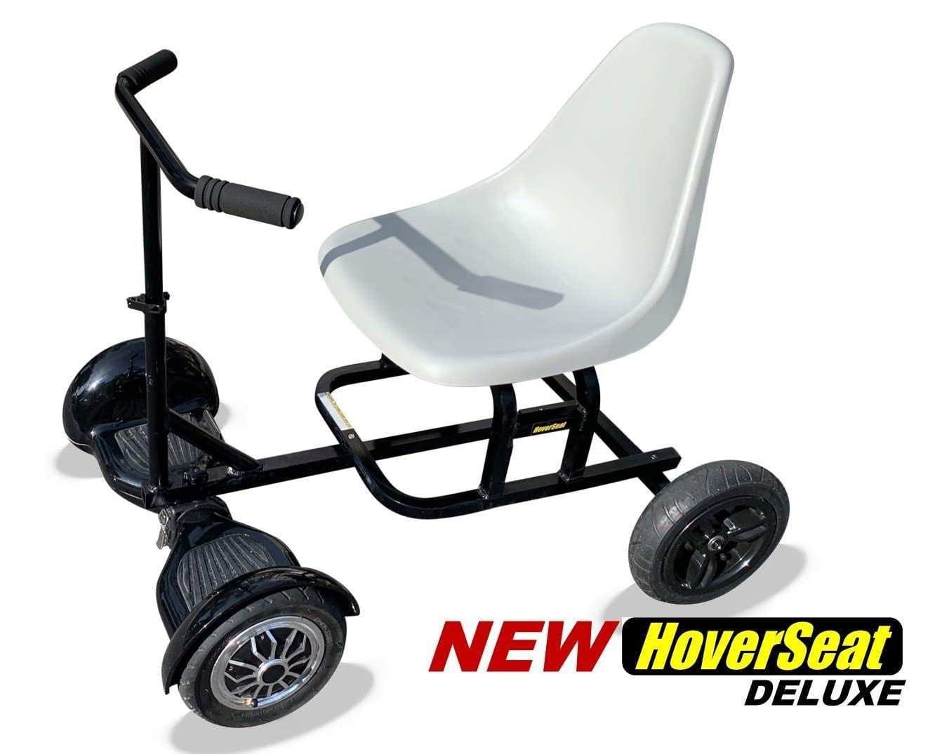 HoverSeat Deluxe - Seating Attachment for Hoverboard Self Balancing Scooter