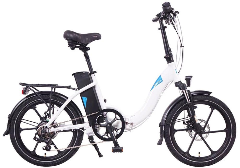 Magnum Premium Low-Step Folding Bike