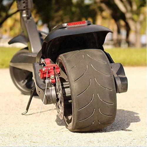 Mercane Wide Wheel Scooter