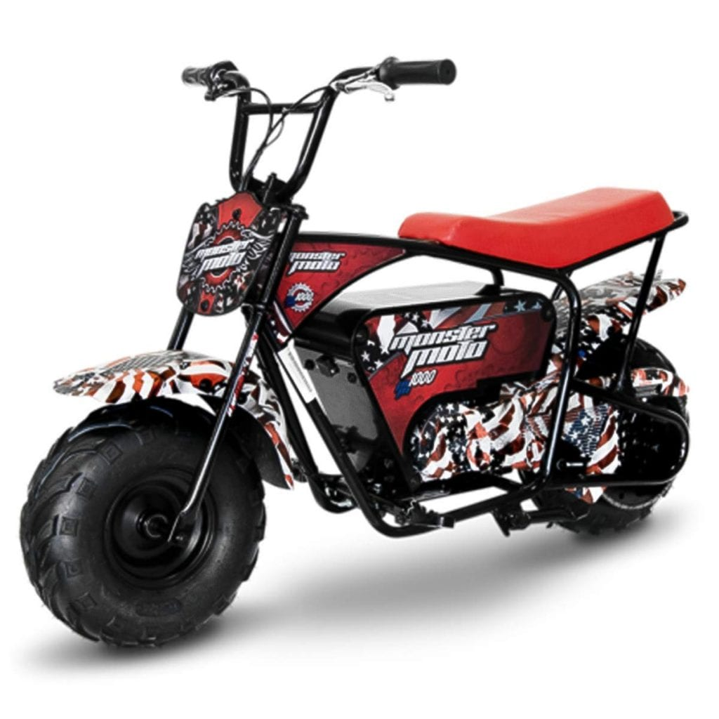Monster Moto 1000 Watt Electric Mini Bike