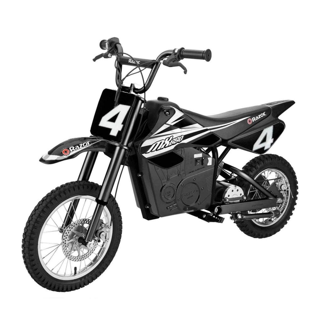 Razor MX650 Electric Dirt Rocket Motor Bike for Kids