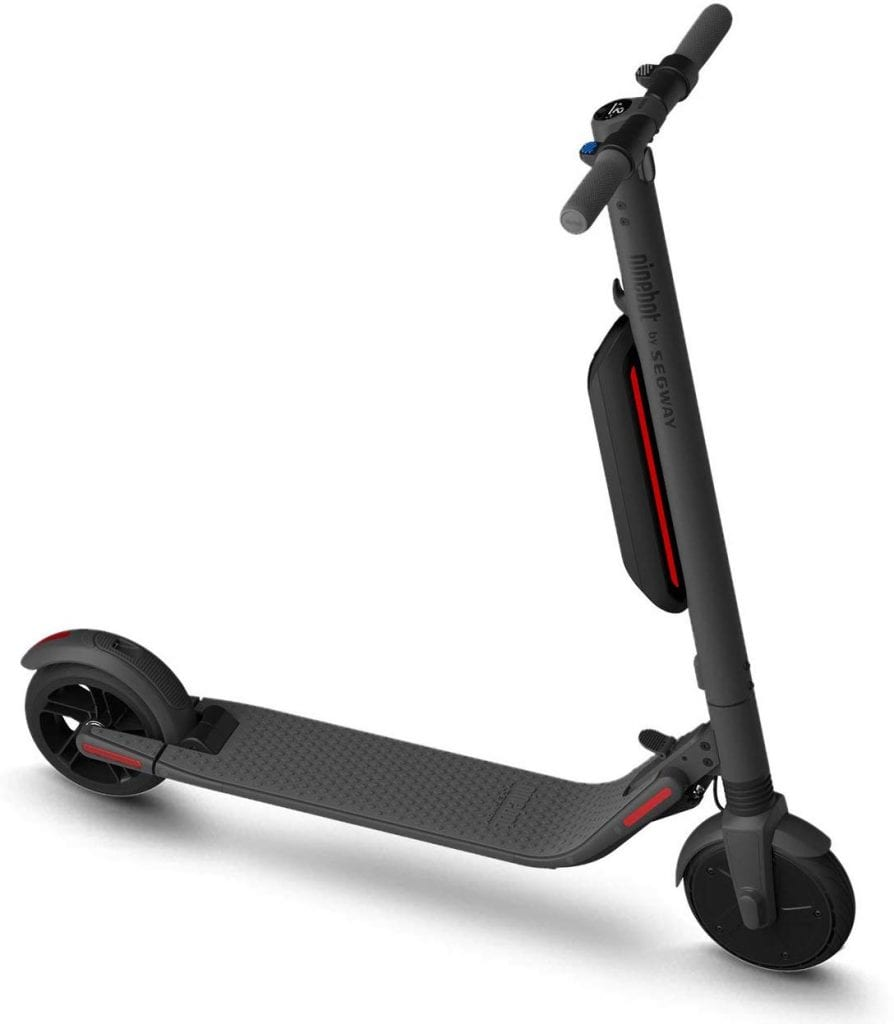 Segway Ninebot ES4 Folding Electric Kick Scooter with Second Battery