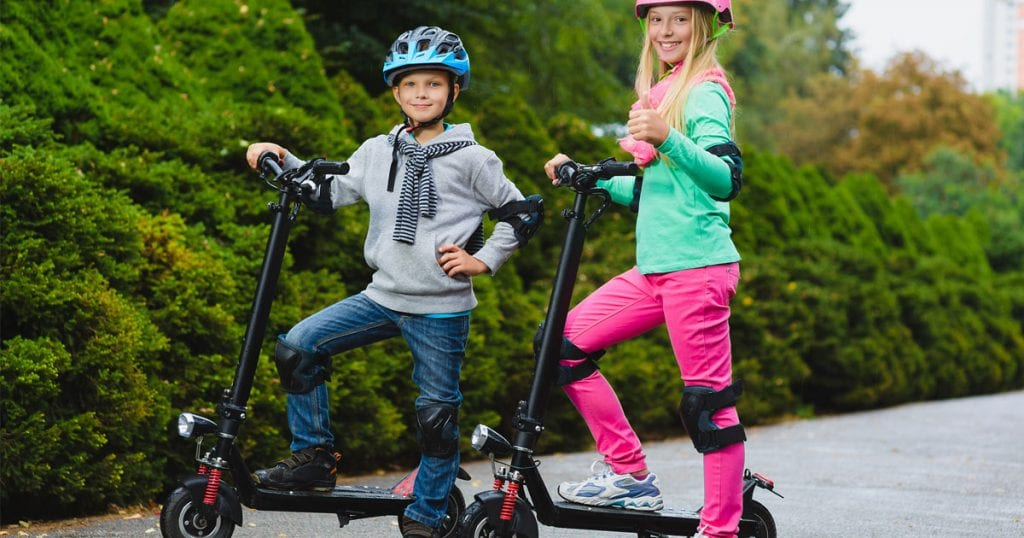 best electric scooter for kids header