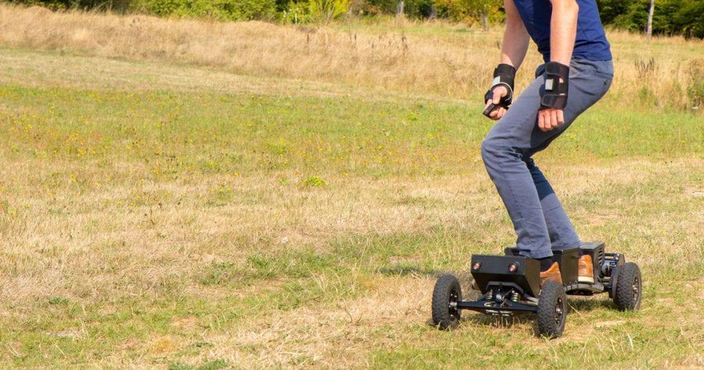 best off road electric skateboard header