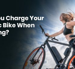 Can You Charge Your Electric Bike When Pedaling_