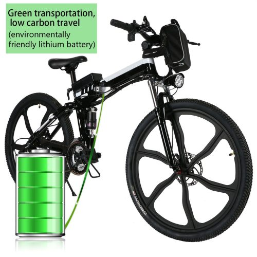 Hurbo 250W Folding Aluminum Electric Bike Review