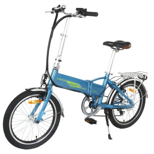 ONWAY 20 Inch 6 Speed Folding Electric Bicycle Review